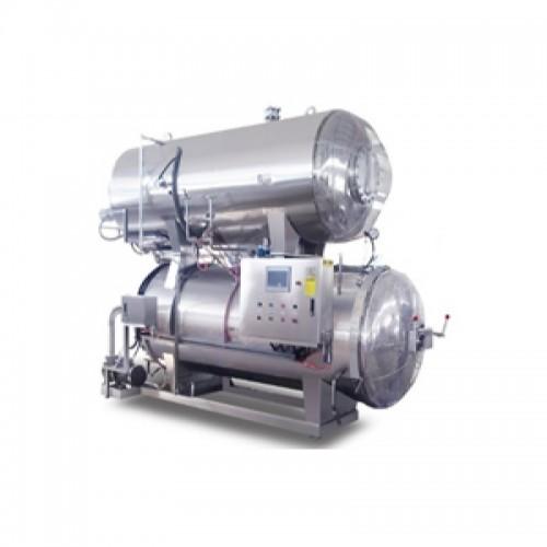 Semi Auto Water Immersion/ Shower Type Retort Machine  JT700-1000