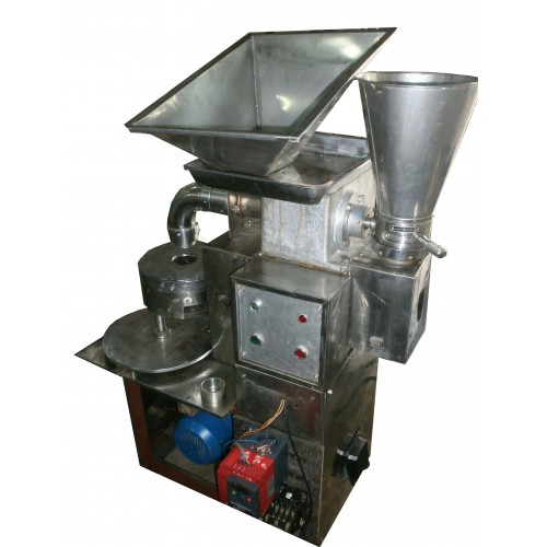 Zull Design Pau Machine (Mesin Pau)