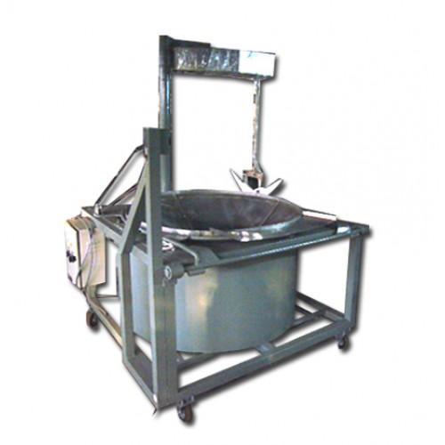 Zull Design Rendang Daging Machine (Mesin Rendang Daging)