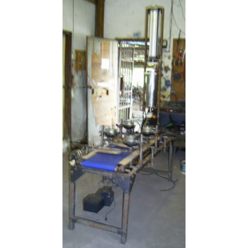 Zull Design Automatic Meatball Machine (Mesin Bebola Daging)