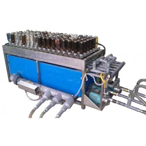 Zull Design Automatic Bottle Washing Machine (Mesin Cuci Botol)