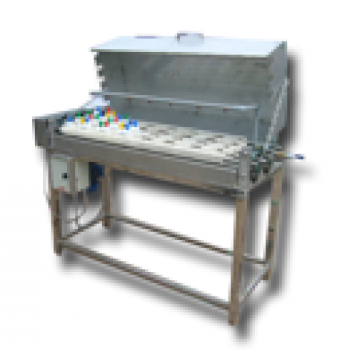 Zull Design Single Phase Semi Automatic Egg Cleaning Machine