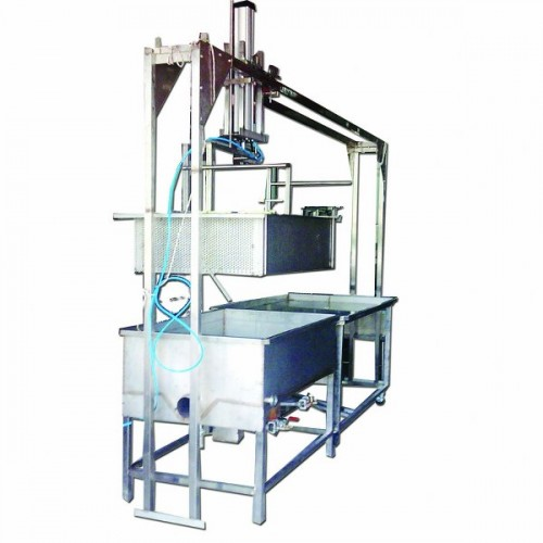 Zull Design Automatic Noodles Boiling Machine (Mesin Perebus Mee)
