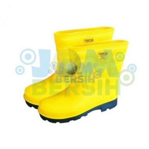 985 Yellow Goco Boots