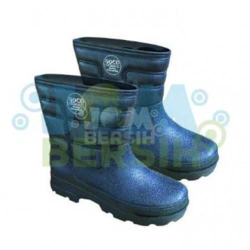 985 Black Goco Boots
