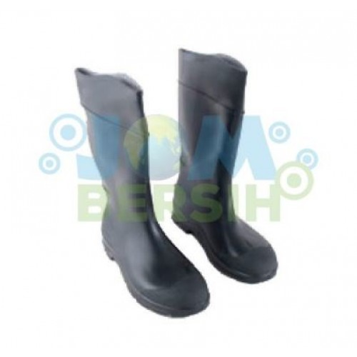 High Rubber Boots