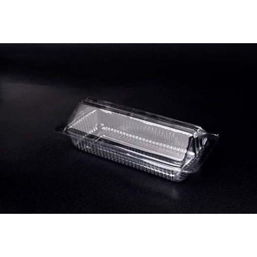 Bakery plastic container 153