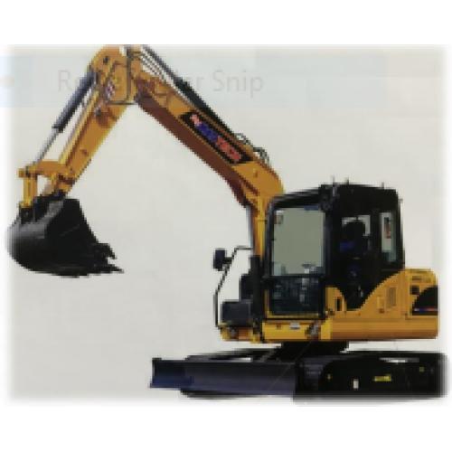 Mastech Light and Medium Heavy Equipment Hydraulic Excavator 1.6 Ton