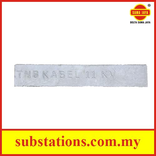 Concrete Cable Slab (TNB Kabel 11KV)