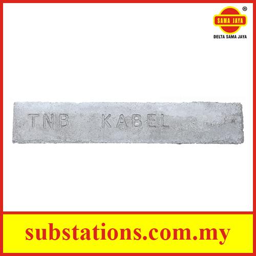 Concrete Cable Slab (TNB Kabel)
