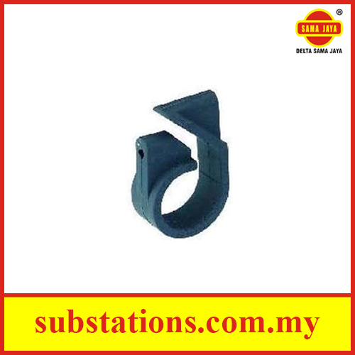 Single Hole Cable Cleats (A)