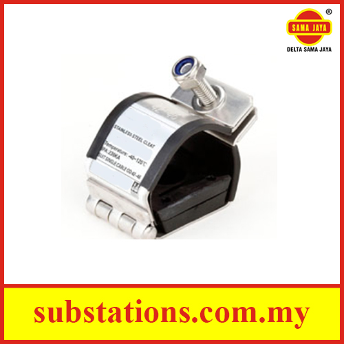 Stainless Steel Single Cable Cleat