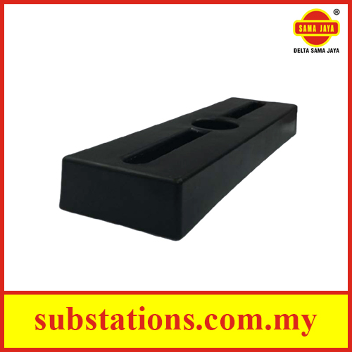 Cable Cleat Base (UV Resistant)