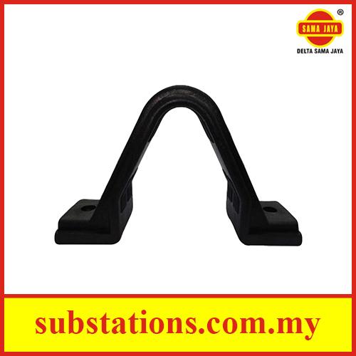 Trefoil Non Metallic Cable Cleat