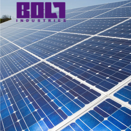 Bolt Technologies Solar PV for residential, commercial, industrial & large scale solar farm