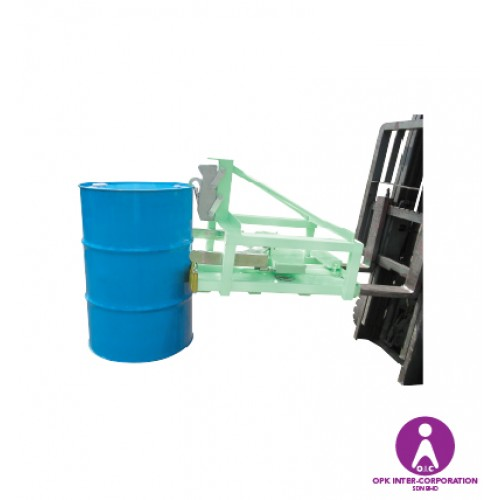 OIC Drum Gripper (Forklift Attachment) NUM-1 and series