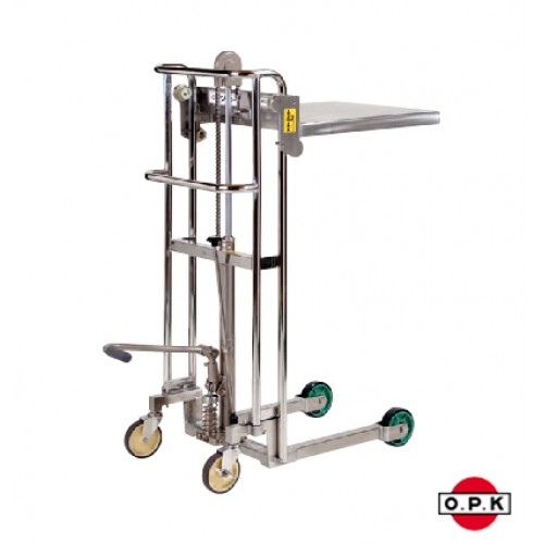 OPK Standard Table Type Stainless Steel Santo Car (Manual) SC-2-8SU and series