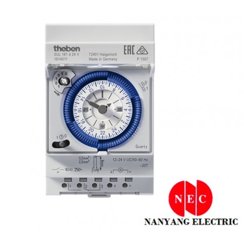 Theben SUL181D 24Hours Time Switch