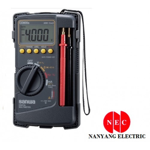Sanwa CD-800A Digital Multimeter
