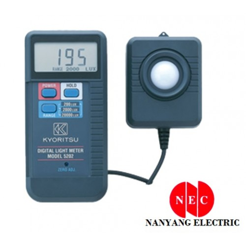 Kyoritsu 5202 Illuminometer