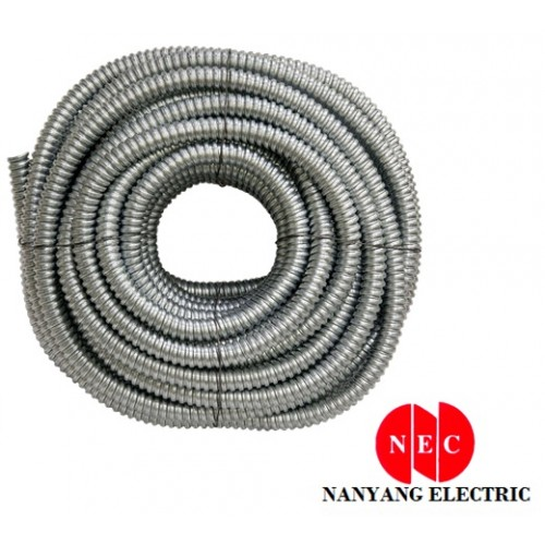 "NE Galvanised Steel Flexible Conduit (15MTR) (Size: 3/4""& 1"")"