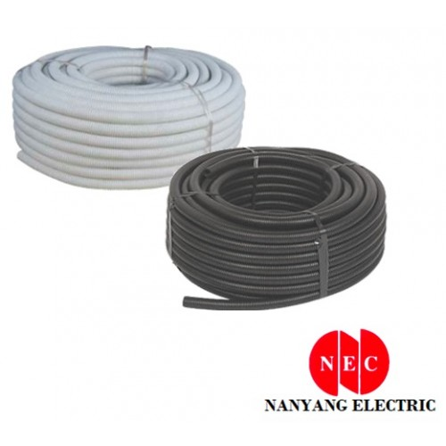SES PVC Flex Conduit (20MM / 25MM) (Blanck / White)