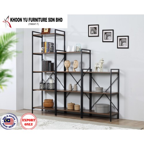 Home Furniture, Stand up Metal Shelf/Wardrobe for export in , Home Furniture TS 3002 Noble Shelves by Khoon Yu Furniture, Made in Malaysia