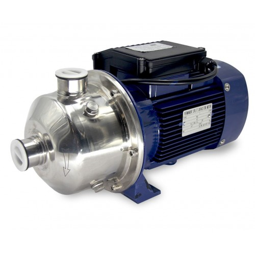 Potenza Stainless steel Booster pump 0.37kW, 240V/1ph/50Hz Single phase PSW-2-30/037