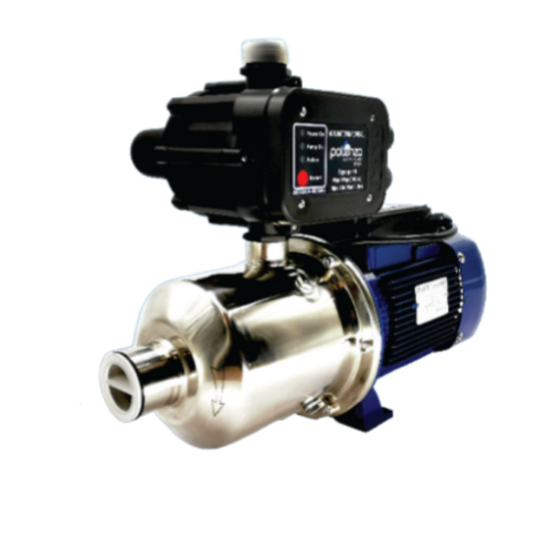 Potenza Horizontal PSW Series Multi-Stage Stainless Steel Water Pump W Control Booster 0.55KW, (1x1) ,240V/1PH PSW-2-40/055-PC 10