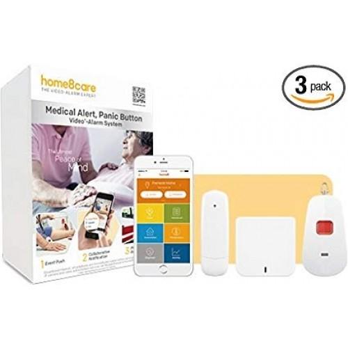 Home8 Care - Medical Alert Collaborative Video Alert System