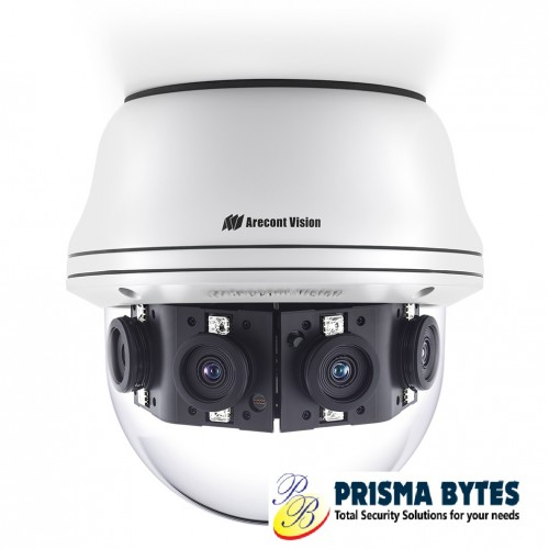 Arecont Vision True Day/Night Indoor/Outdoor Contera Panoramic Dome IP Camera AV20CPD-118