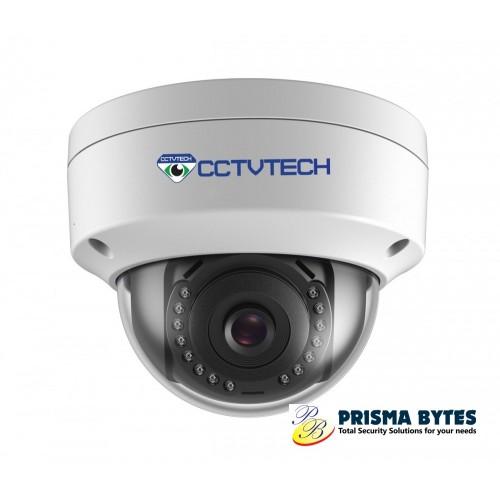 CCTV TECH 4MP Network Dome Camera PBIPF4D