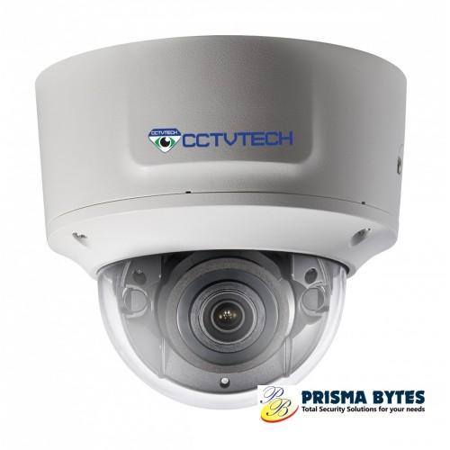 CCTV TECH 6 MP Network Dome type Camera PBIPV6D