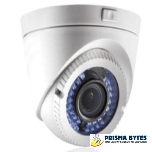 CCTV TECH HD 2MP Turret Camera PBHD2VD