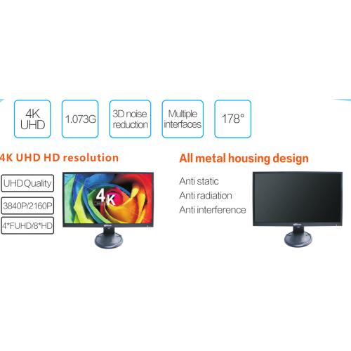 4K UHD 43 inch Industrial Monitor
