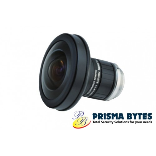 Fujifilm Fujinon CCTV 5MP Fisheye Lens FE185CO57HA-1 C-Mount