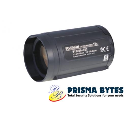 Fujifilm Fujinon CCTV Auto Adjusting Zoom Lens D12x8A-SE2 (96mm)