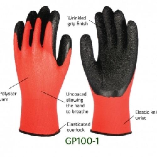 2RABOND General Purpose Gloves GP100-ECORUBBER