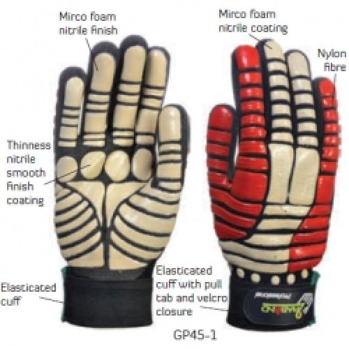 2RABOND General Purpose Gloves GP45 Supertouch 3