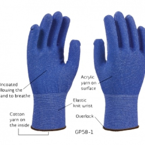 2RABOND General Purpose Gloves GP58 2ramitt 2