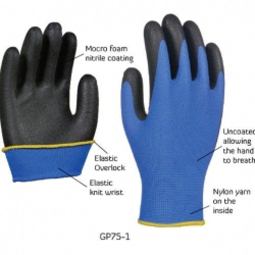 2RABOND General Purpose Gloves GP75 U9TED-100