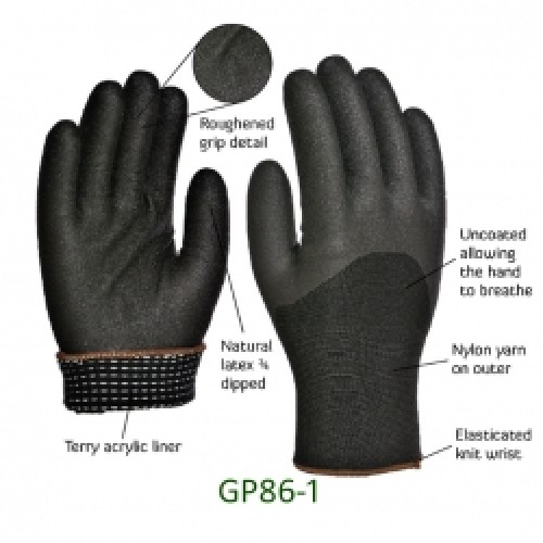 2RABOND General Purpose Gloves GP86 Airmiles