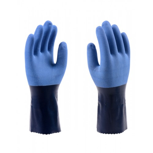 2RABOND Chemical Resistant Gloves CHR1 Job Master 2