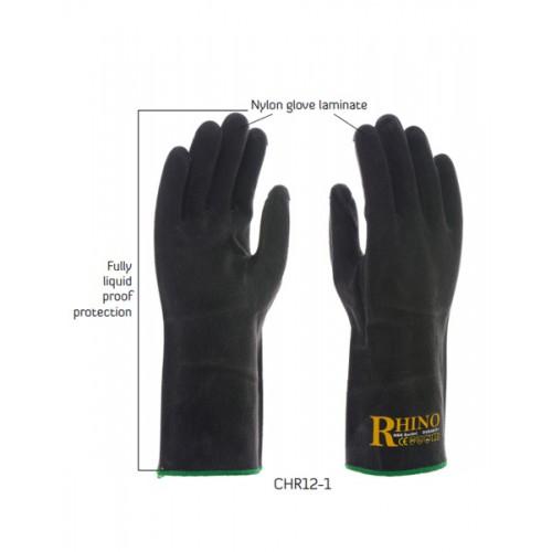 2RABOND Chemical Resistant Gloves CHR12 RHINO™