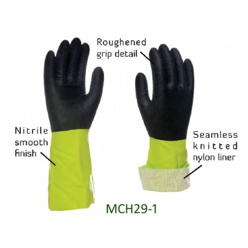 2RABOND Chemical Resistant Gloves CHR29 Koolmen