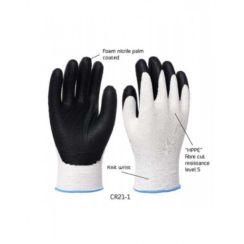 2RABOND Cut Resistant Gloves CR21 MJ 2