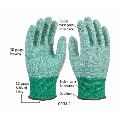 2RABOND Cut Resistant Gloves CR33 POLAR KING 4
