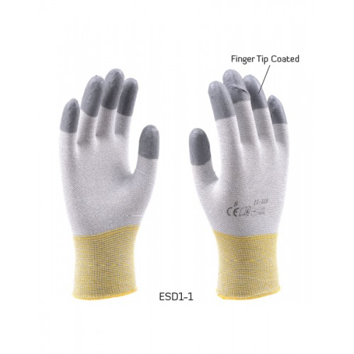 2RABOND ESD Anti Static Gloves ESD1 Citiman