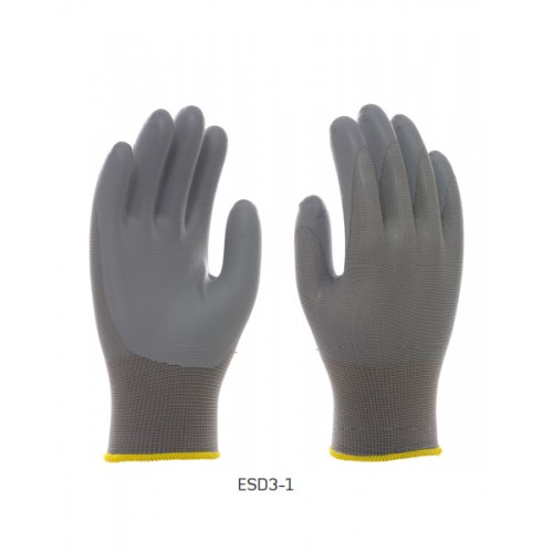 2RABOND ESD Anti Static Gloves ESD3 Global Fish