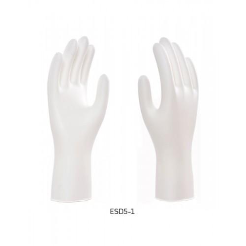 2RABOND ESD Anti Static Gloves ESD5 Natur Free